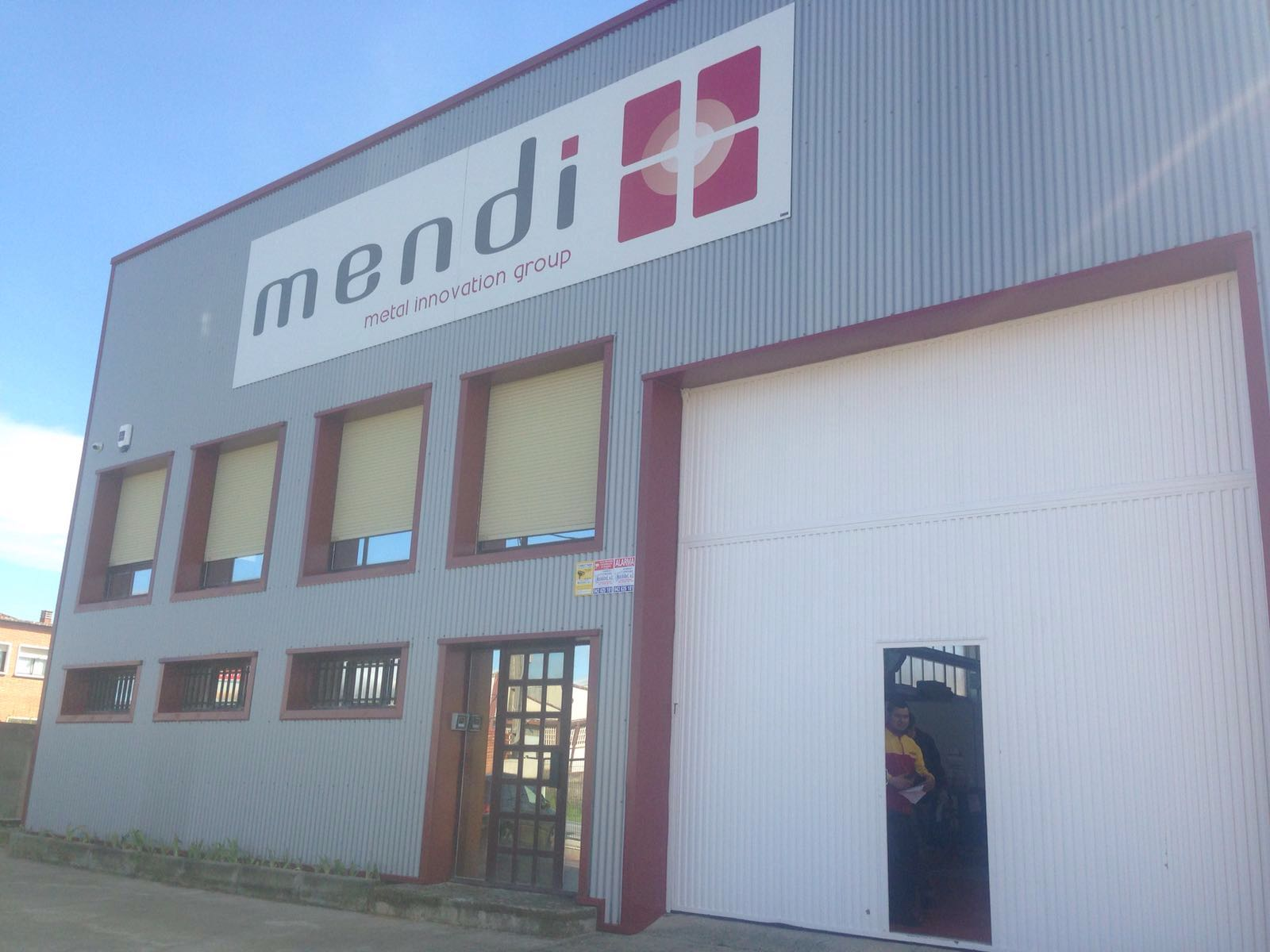 MENDI GROUP increases its activity