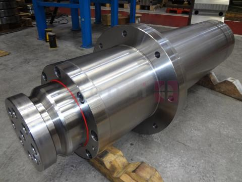 Main cylinders