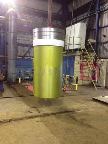 Componentes para prensas hidráulicas