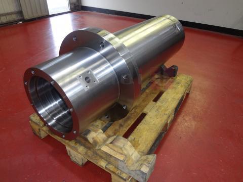 Componentes para cilindros hidráulicos
