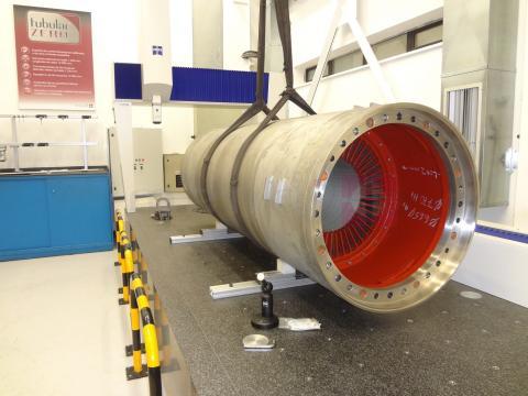 Componentes para máquinas rotativas