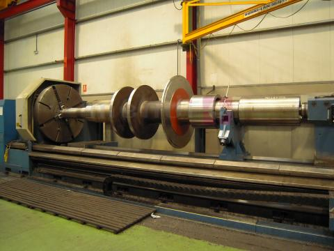 Shaft manufacture