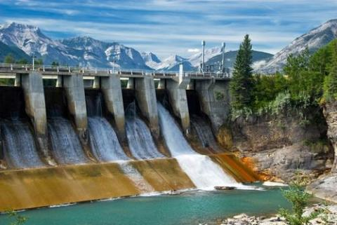 Hydropower industry