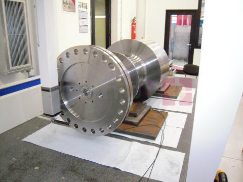Inner and outer precision machining