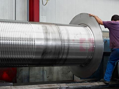 Subcontracting of heavy duty turning (1)