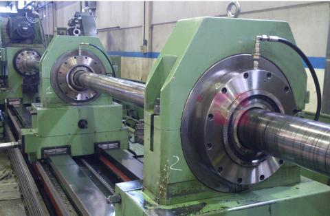Subcontracting of deep hole boring