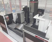 JUARISTI TX3 high end boring-milling centre
